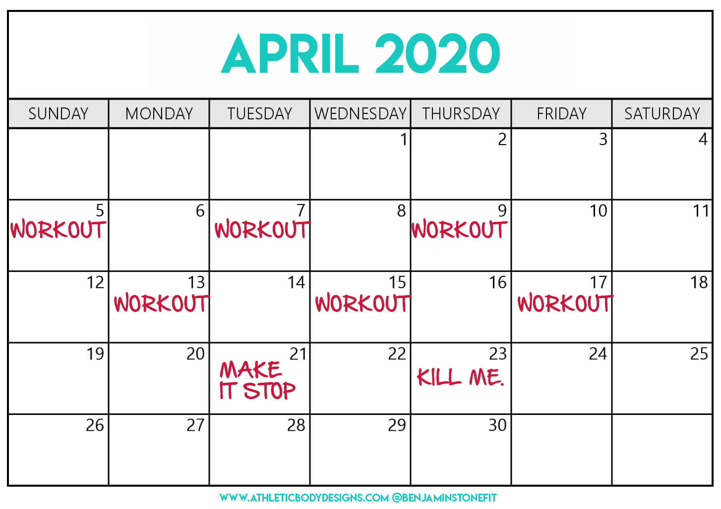 home workout motivation 2020