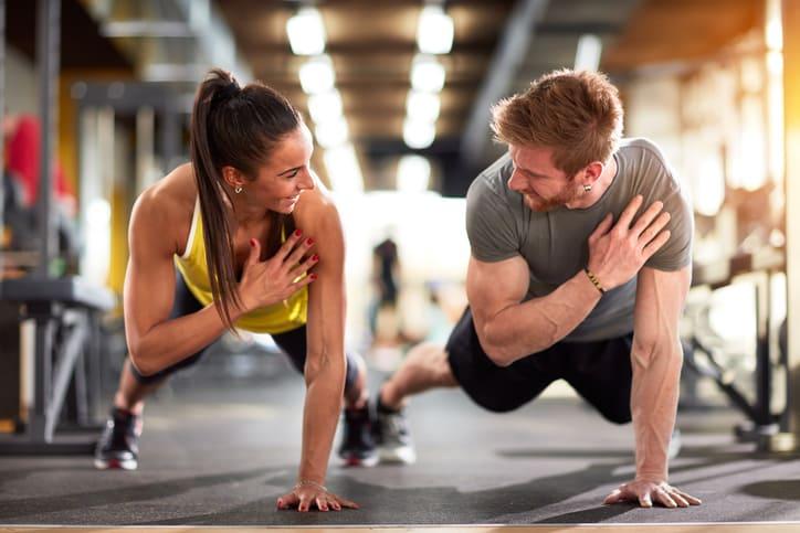 Workout Buddies Make Workouts Better