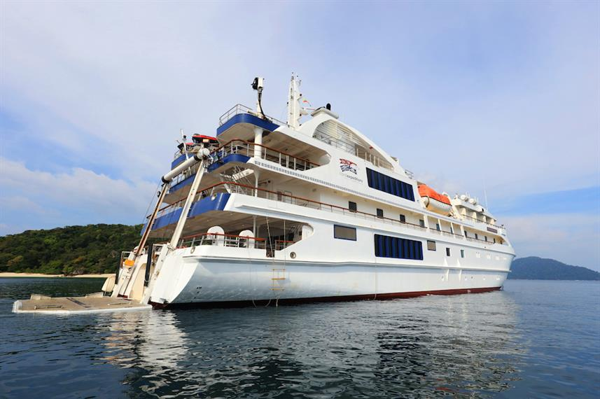 A liveaboard to the Soloman Islands