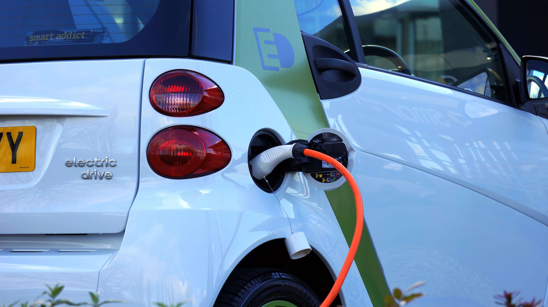 Entreprise écoresponsable véhicule vert