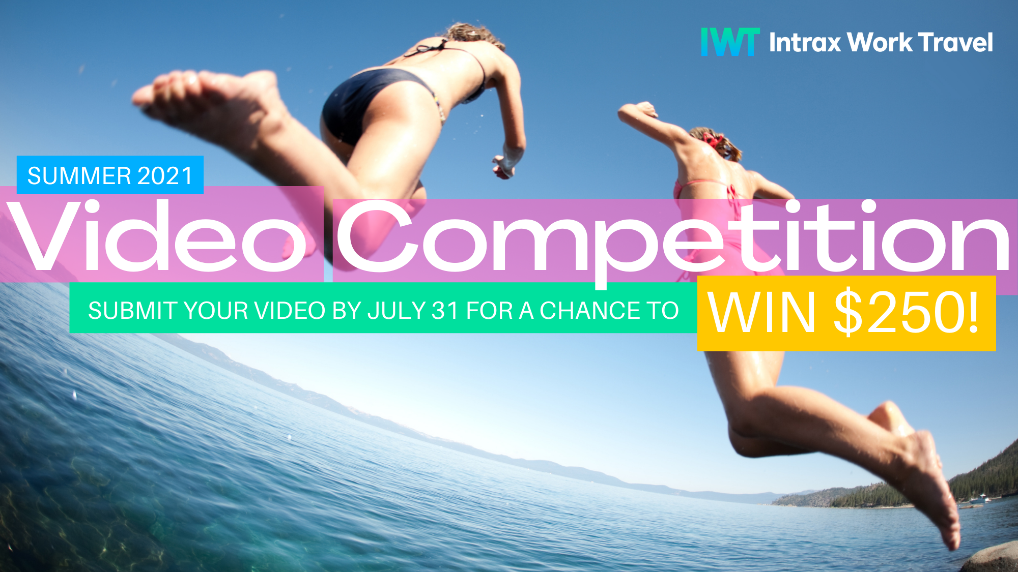Summer 2021 Video Competition