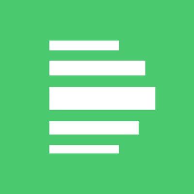 Deutschlandfunk nova logo avatar green