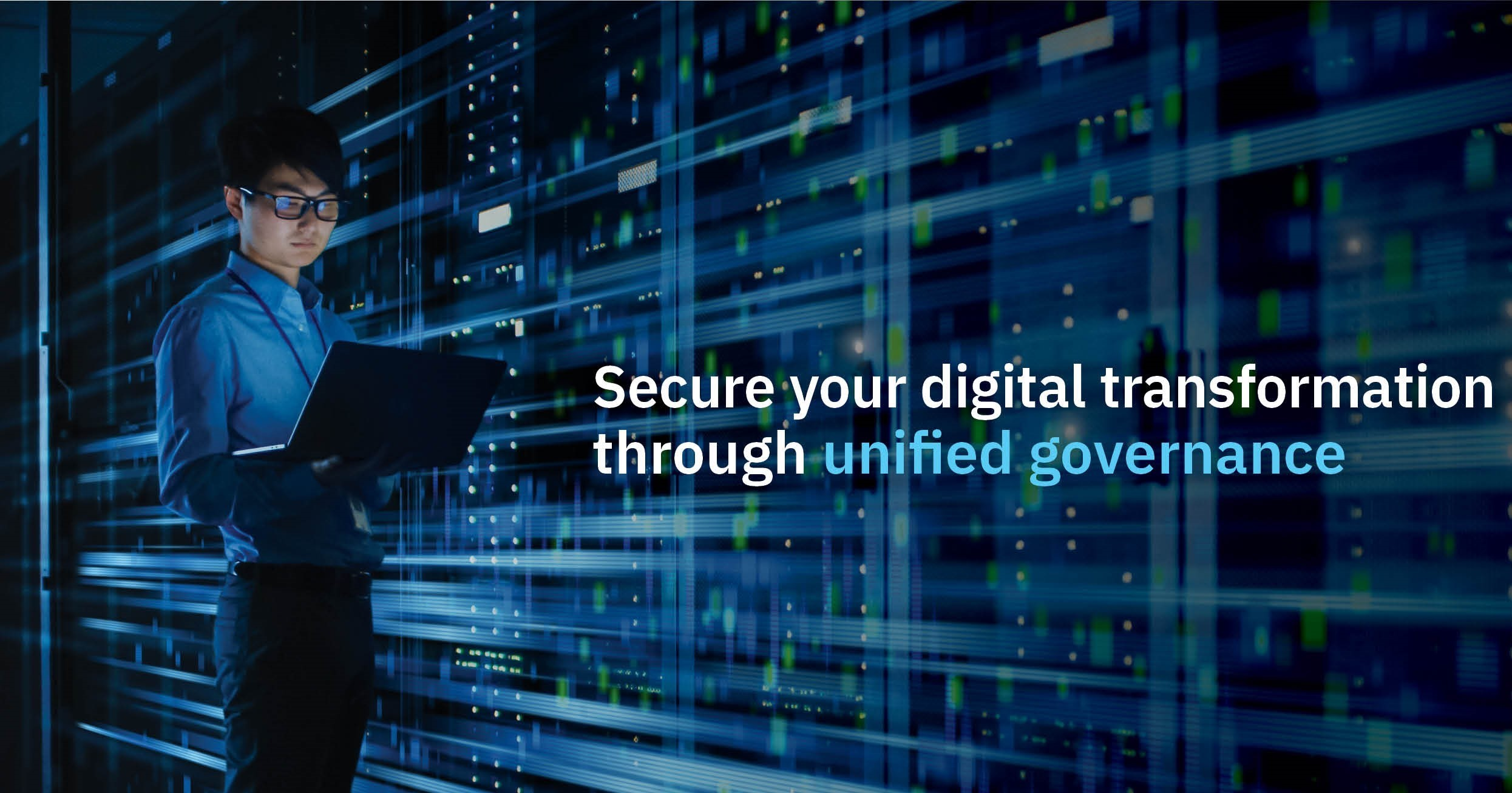 The importance of securing the ongoing digital transformation