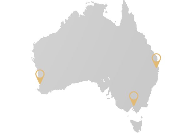 LOC Strata Management Locations: Perth, Melbourne, Brisbane