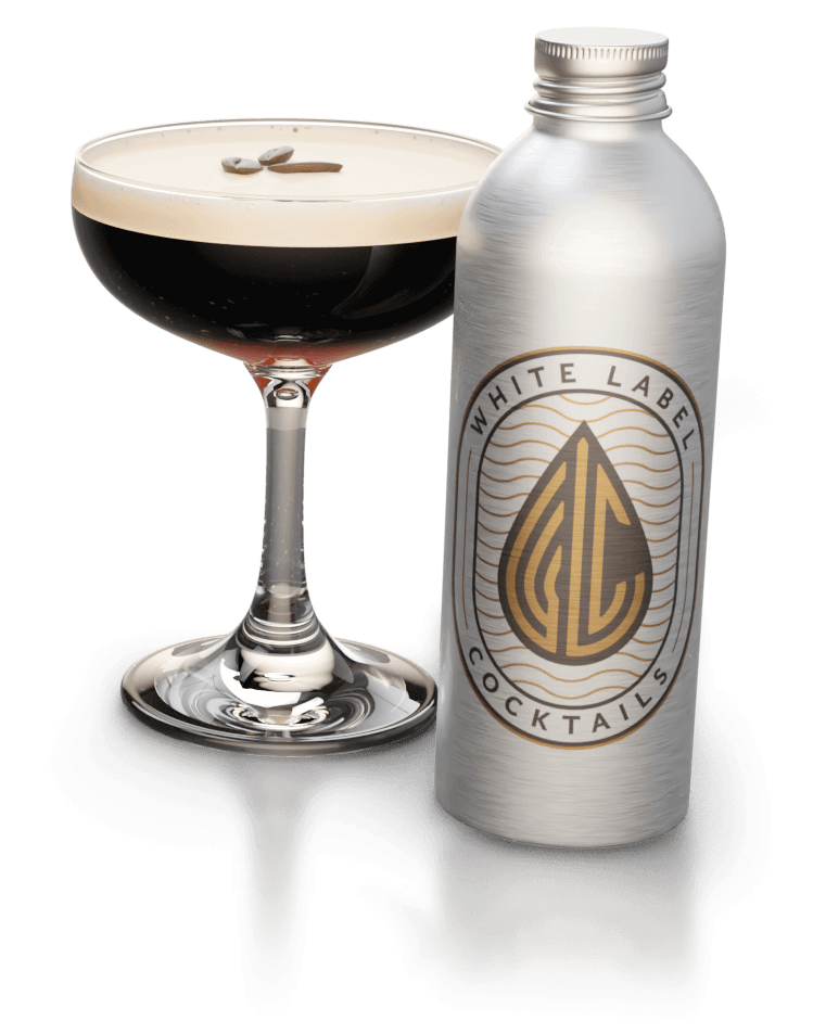 White Label Cocktails Espresso Martini
