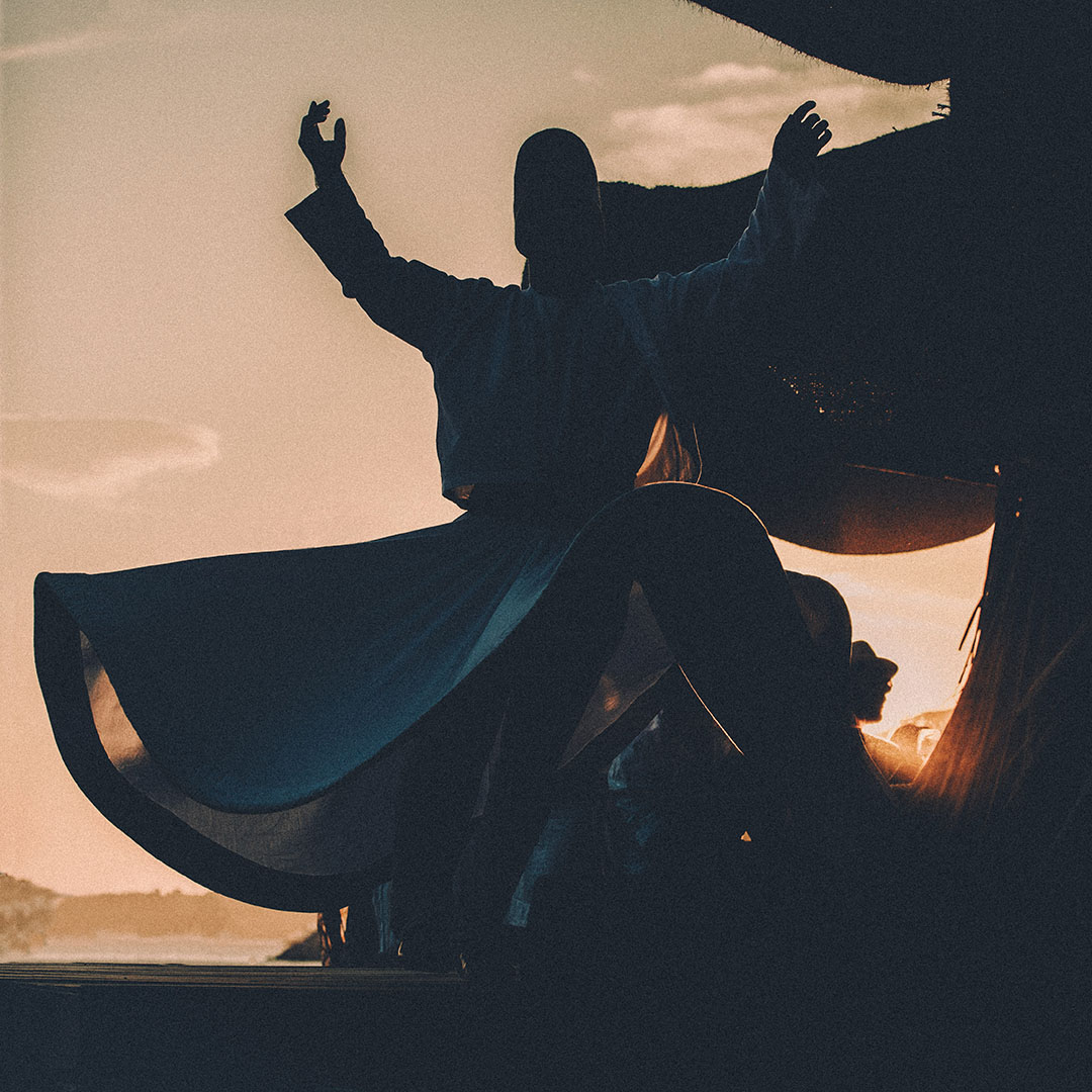 The mystical lineage of Sufism uses music and dance
