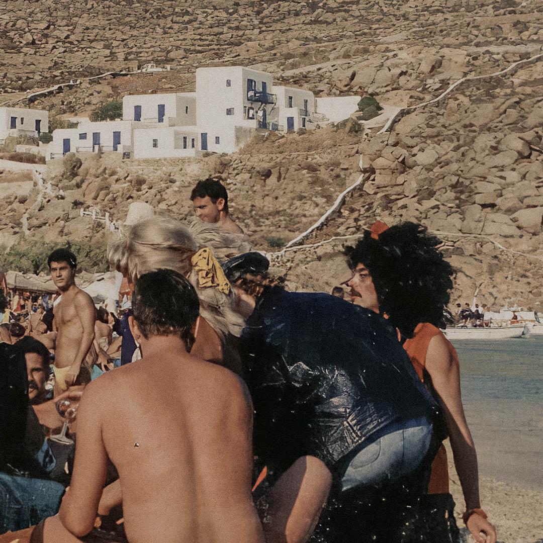 mykonos greece party