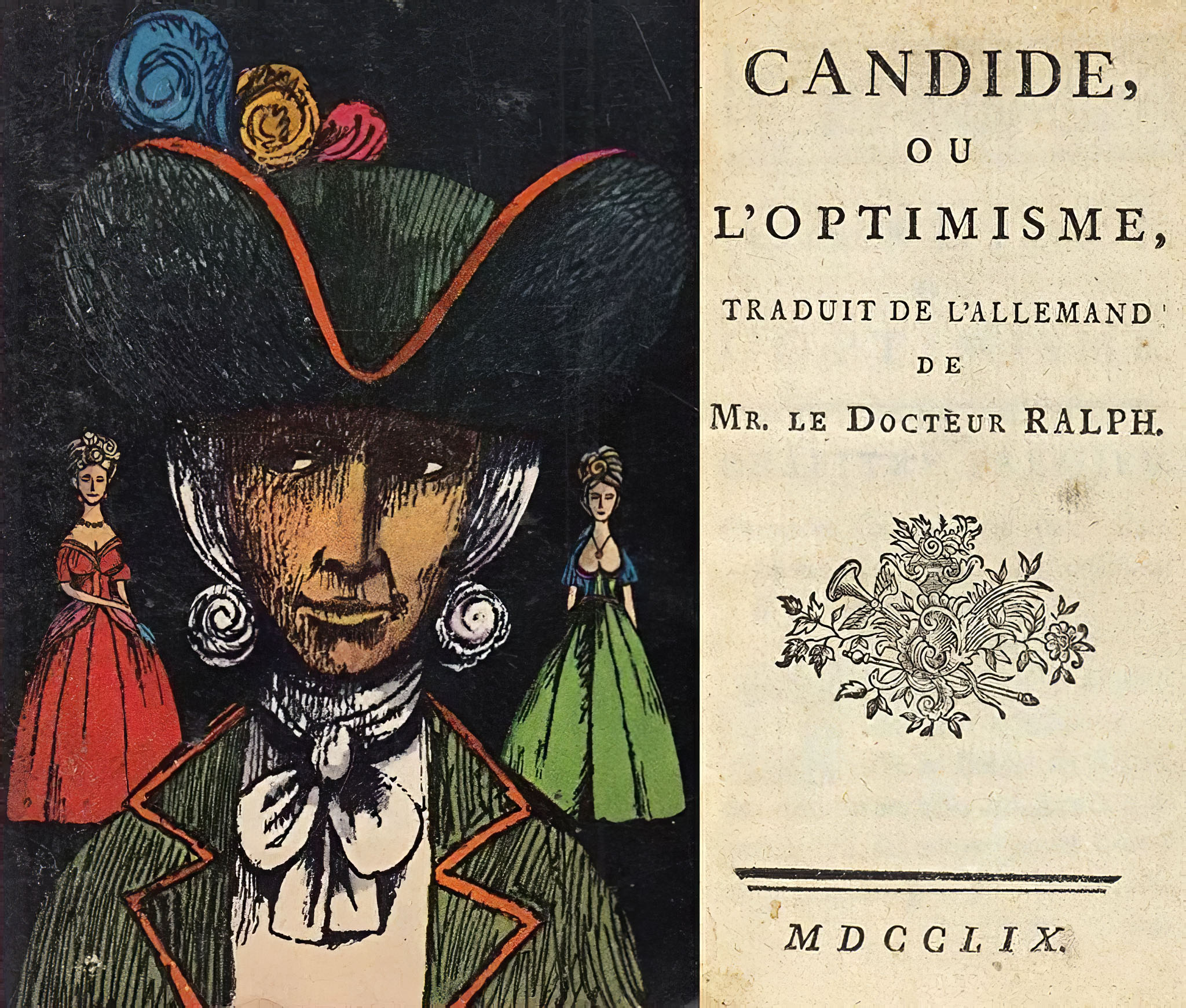"""Recognized as Voltaire's magnum opus, this short novel has enjoyed both great success and great scandal. Immediately after its secretive publication under the pseudonym of """"Dr. Ralph"""", the book was banned on account of its perceived religious blasphemy, political sedition, and intellectual virulence. However, with its sharp wit and insightful portrayal of the human condition, Candide has since become a revered classic, one of the most influential and most eulogized works of global literature."""