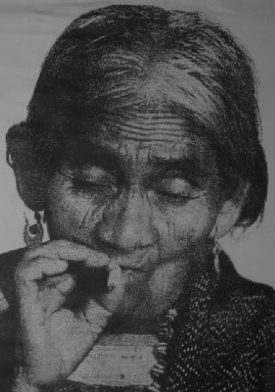 """Shaman María Sabina – An oracle-priest, the great master of ecstasy, the chief of the high. Even though the origin of the word """"shaman"""" remains uncertain, it seems to be related to the Siberian word šaman, which can be roughly translated as """"one who is heated, moved, excited, raised."""