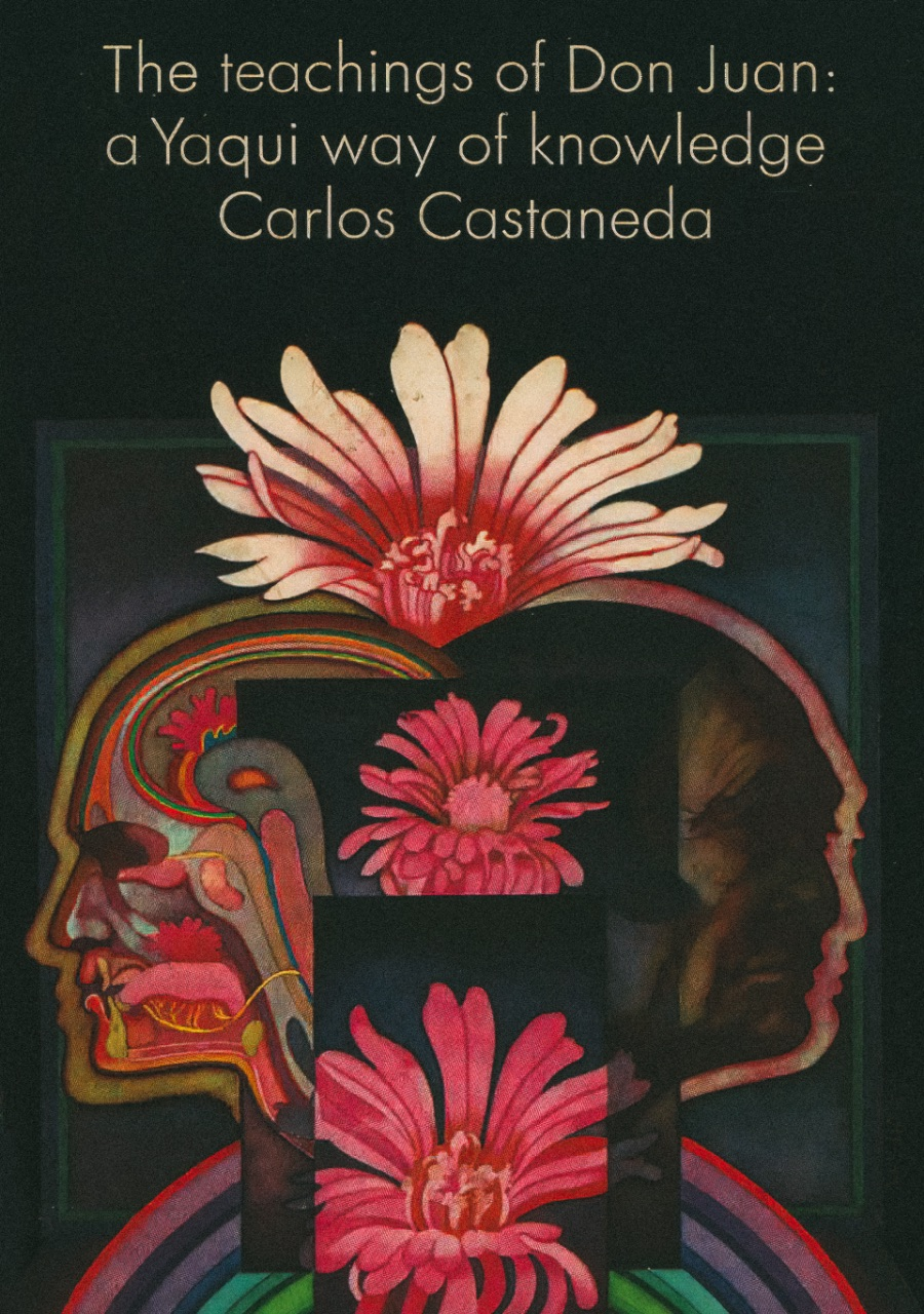 """carlos castaneda don juan """"We hardly ever realize that we can cut anything out of our lives, anytime, in the blink of an eye..."""" — Carlos Castaneda  Interest in shamanic practices has soared since the last century and played an essential part in the spiritual quest of people in the western world. Several publications, starting in the mid-1950s, struck a spiritual-metaphysical nerve and gained huge popularity in pop culture. In The Doors of Perception (1954), Aldous Huxley leads the reader along deep philosophical pathways, after experiencing the effect of mescaline, a psychedelic alkaloid found in various cacti. Then there was María Sabina, a humble shaman from Oaxaca, who became an overnight sensation after a Life magazine article published in 1957. Maria Sabina worked with psychedelic mushrooms in her healing sessions (and had little interest in her global notoriety, although rumors suggest even The Beatles came under her spell).  In the late '60s, transcendence seekers discovered new models of reality in the writings of Carlos Castañeda. He sold millions of books in over a dozen languages about his encounters with Don Juan, a Mexican Yaqui shaman, who tried to break Castañeda's attachment to the western principle of reality in order to reveal the illusory nature of the material world. Castañeda's books provoked a global wave of enthusiasm for shamanism and quickly reached cult status — although it was never quite clear whether his encounters with the shaman really took place or emerged from his imagination.  The world's fascination with shamanism not only nurtured the 'flower power' movement or people interested in substance-induced altered states of consciousness. The increased interest of people seeking spiritual guidance, and holistic solutions in which mankind is at one with the natural world, points to a desire to leave the discomfort of one's zeitgeist. The experience of two World Wars in the 20th century, followed by advancing technologization, led people """