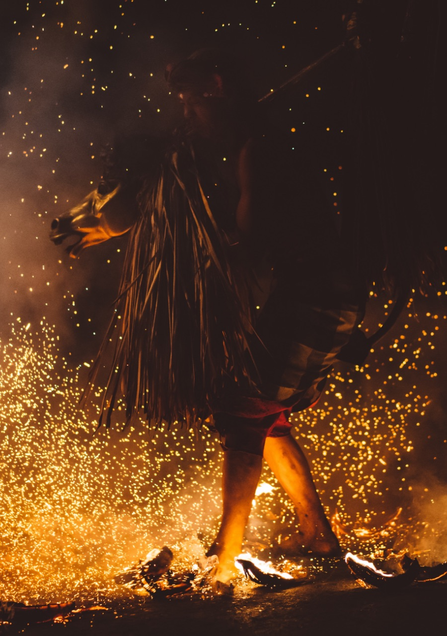 shamanic dreams and rituals with fire