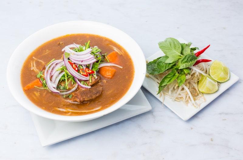 Vietnamese Beef Stew from Vietnam House taken by Marlboro Wang Photo for Focal bookfocal.com