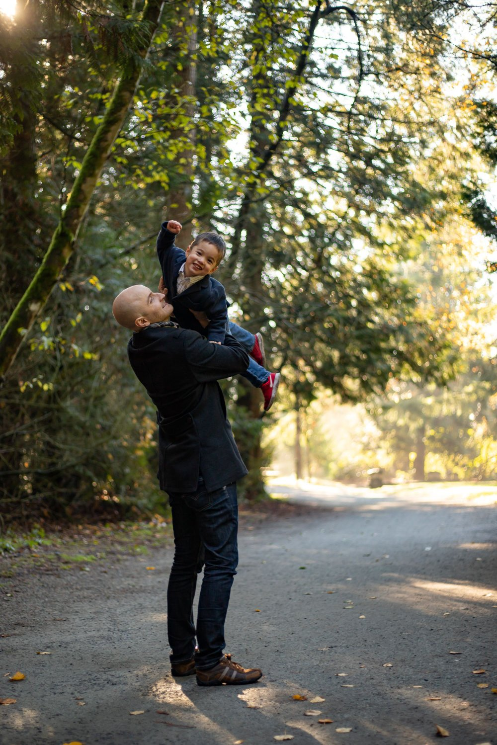 Central Park Family Mini Session Photo by Hannah T. Photography in Family Package, Vancouver, BC, Canada