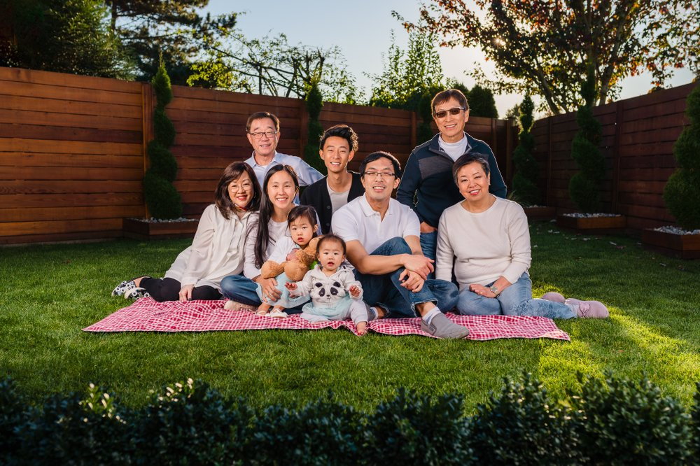Contemporary Family Session Photo by Hello There Photography in Family Package, Vancouver, BC, Canada