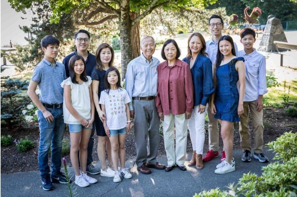 Family Reunions Photo by Julie Doro Photography in Family Package, Vancouver, BC, Canada