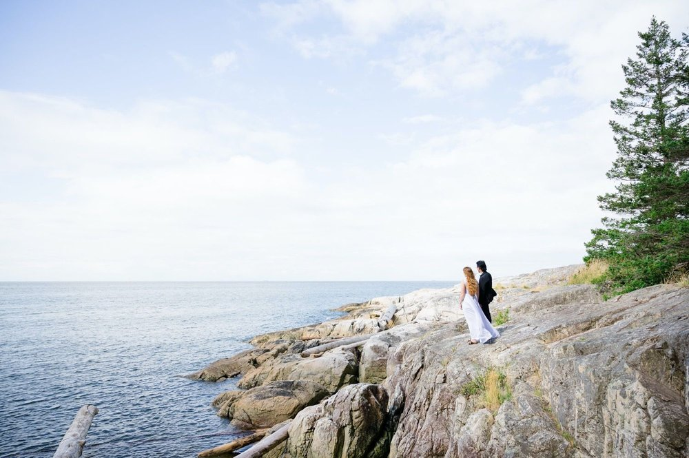The Growler (Wedding/Elopement + 1 Engagement Session) Photo by Fortune Hill Photography in Wedding & Engagement Package, Vancouver, BC, Canada