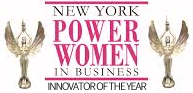 Sue Phillips was named Innovator of the Year by New York Power Women in Business