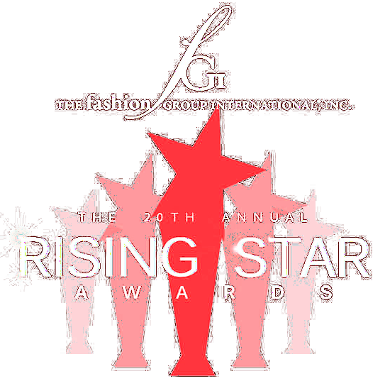 Sue Phillips received the Fashion International 20th Annual Rising Star Award