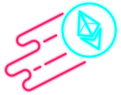 The Ether logo