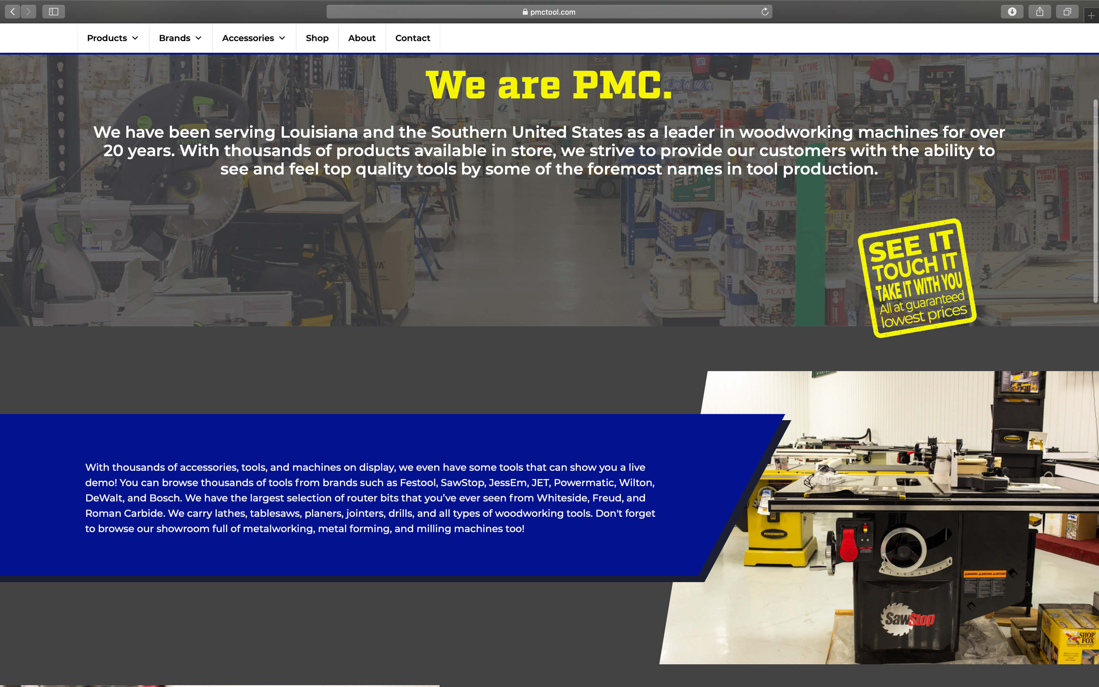 PMC About Page | Toby Everett