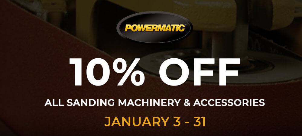 PMC Machinery Powermatic Email Graphic | Toby Everett
