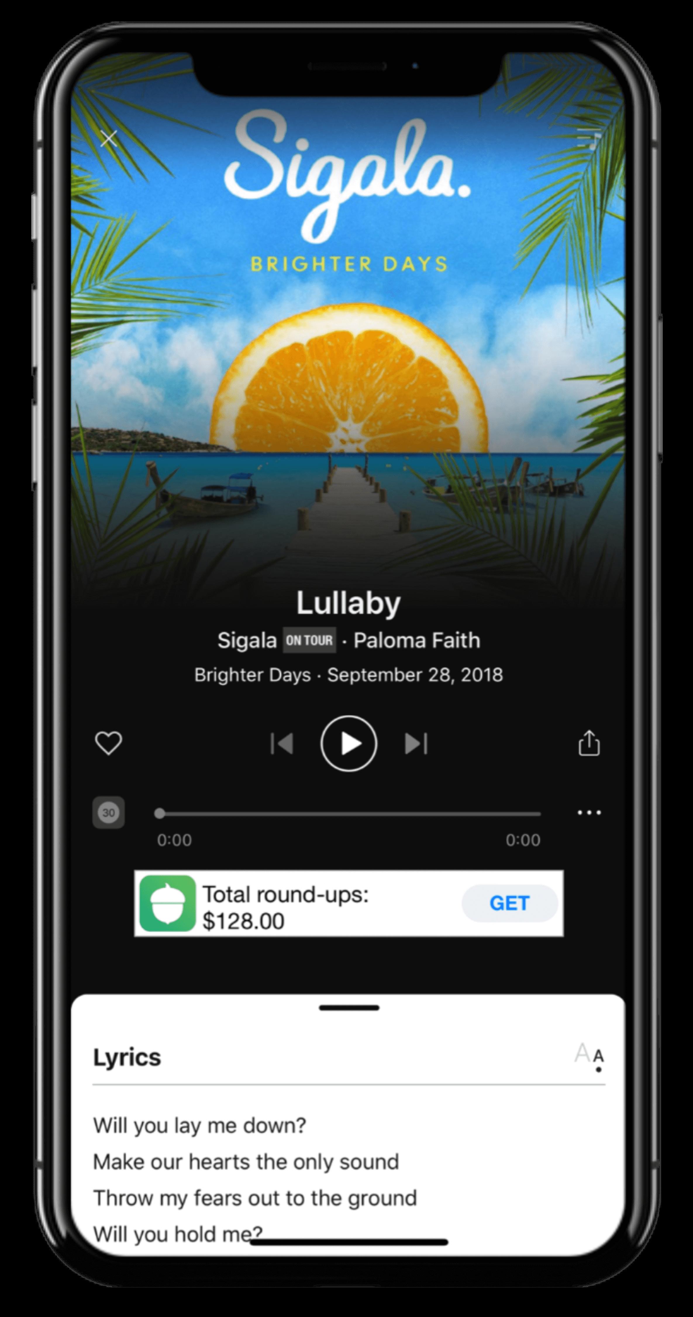 SoundHound Screenshot | Toby Everett