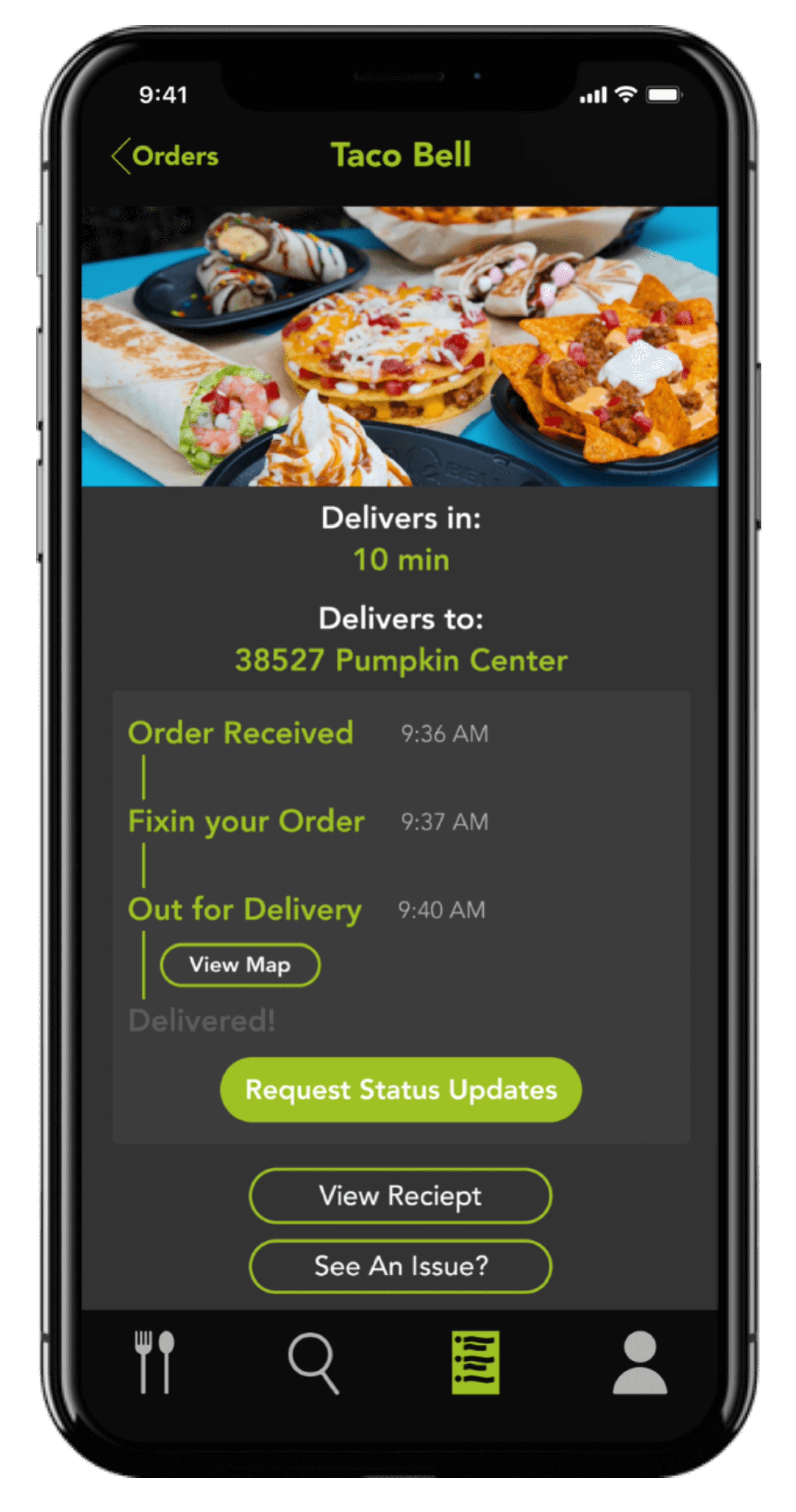 Fixin Orders   Toby Everett