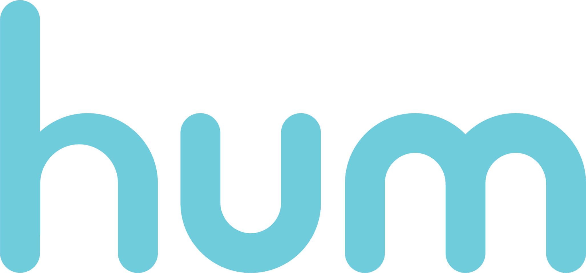 Hum Logo | Toby Everett