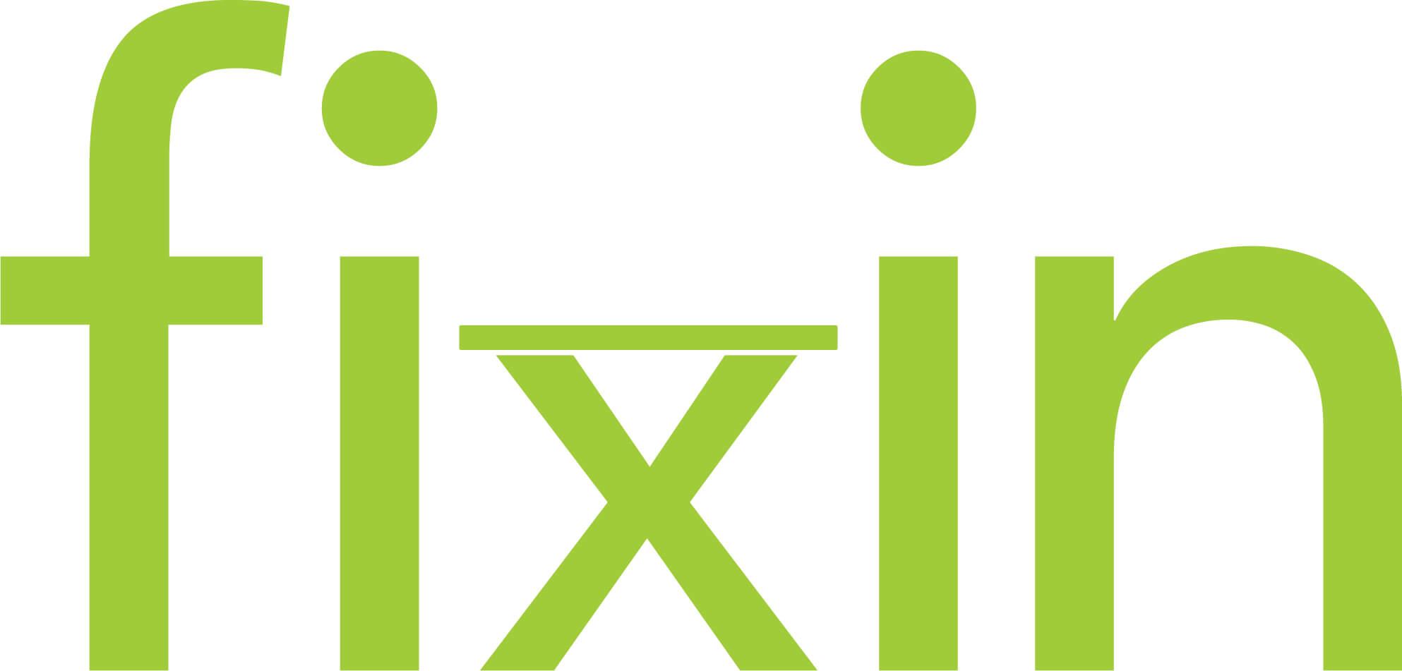 Fixin Logo   Toby Everett