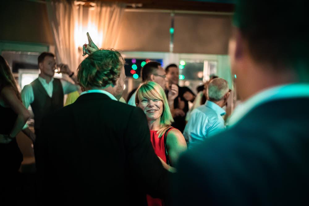 trouwdag dansen