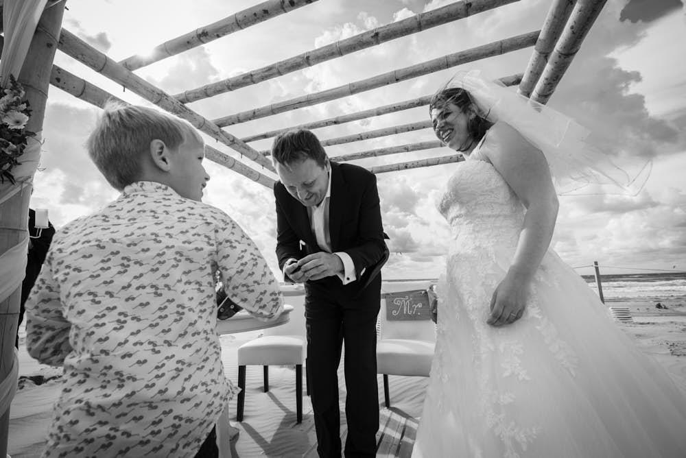 ringen voor bruiloft