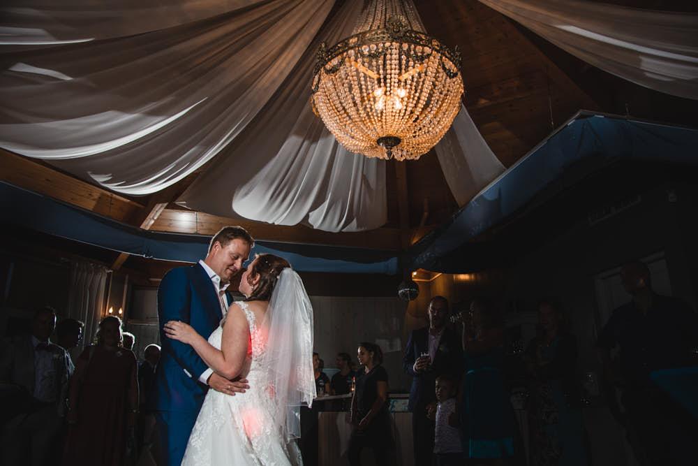 first dance bruiloft
