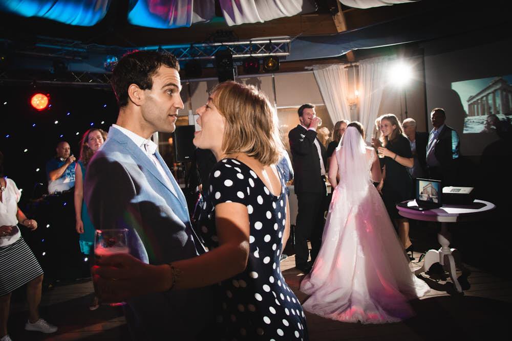 dansen op bruiloft