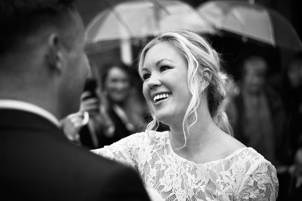 bruidspaar leiden