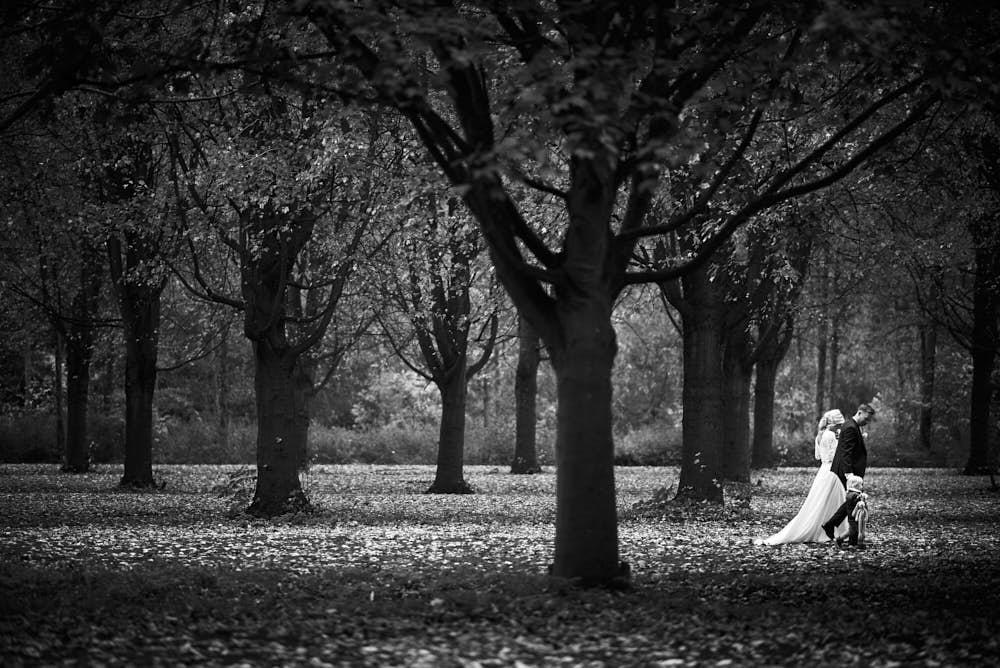 fotoshoot bruidspaar leiden