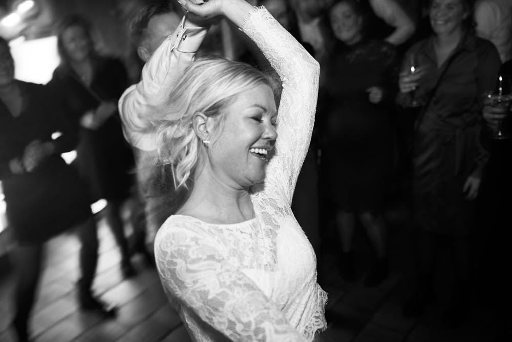 bruids dansen