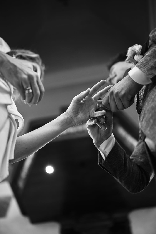 ring omdoen ceremonie