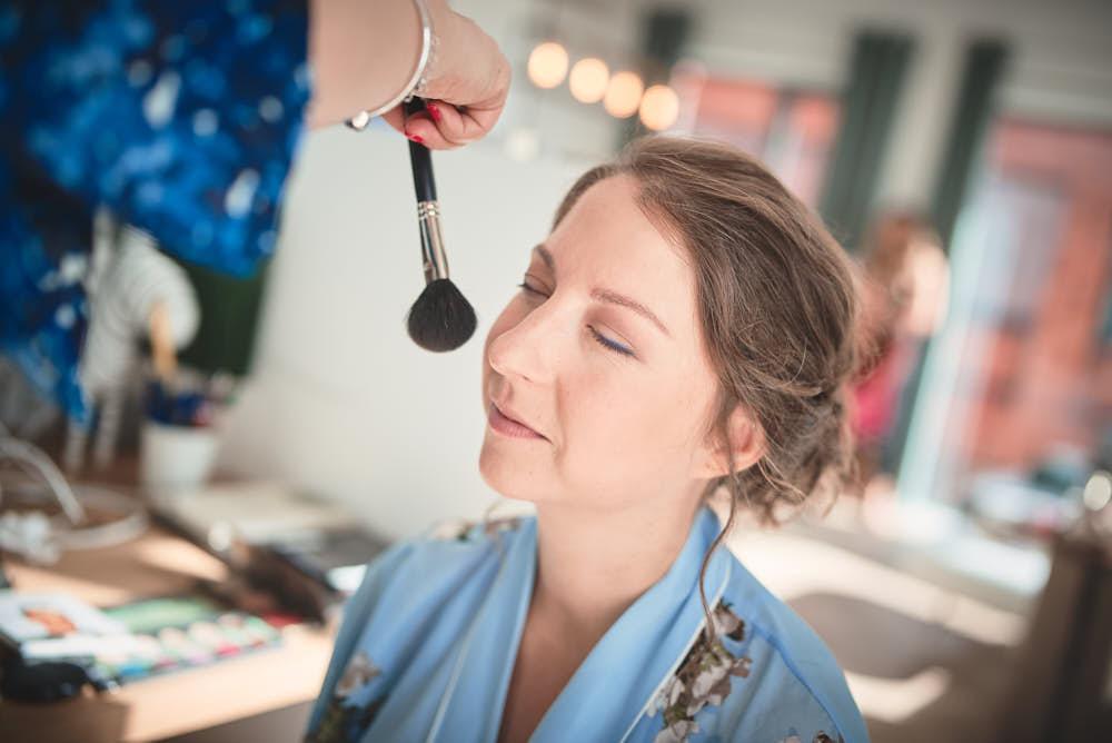 make up voor bruiloft