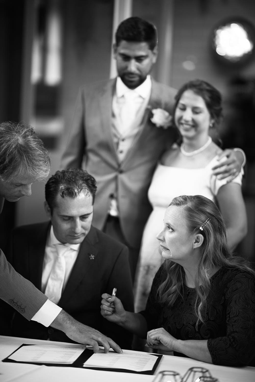 foutje trouwdag tekenen