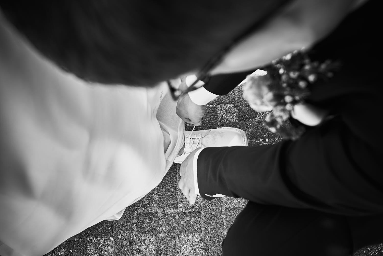 veters strikken bruidegom bruid
