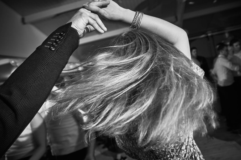 dansmoves tijdens bruiloft