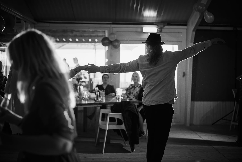 dansen op een bruiloft