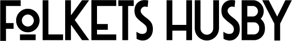 Folkets husby's logotype
