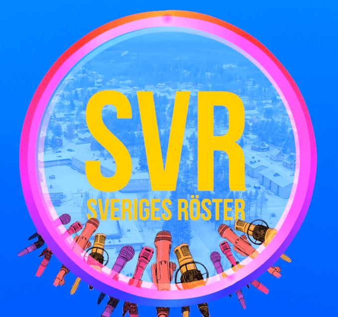 Sveriges röster's logotype