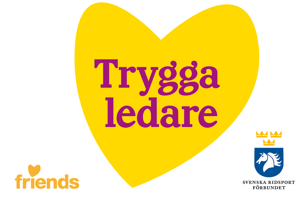Trygga ledare (Safe Leaders) is a collaboration between the Swedish Equestrian Association and Friends. Through mentorship and supporting structures, leaders in equestrian sports are empowered to promote equal rights and non-discrimination and to create a culture of inclusion.