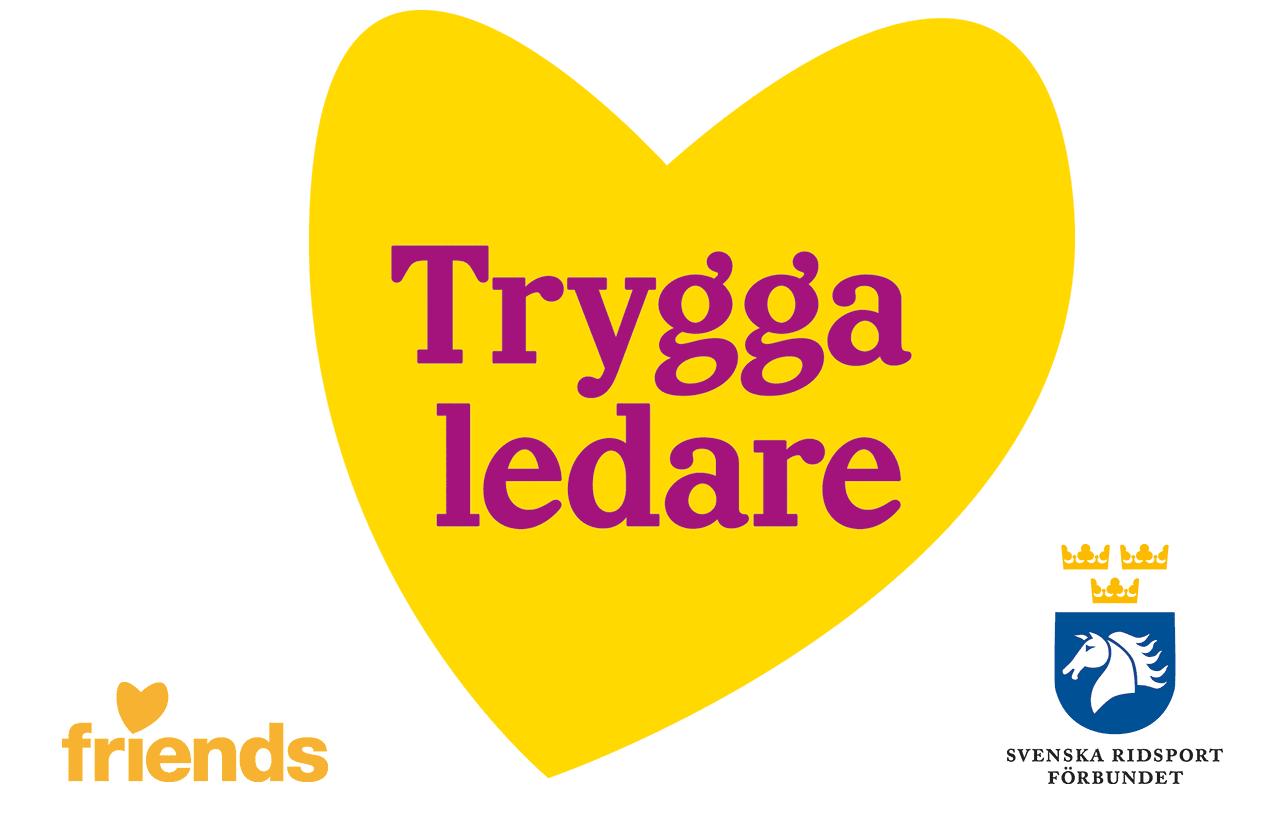 Trygga ledares logotype