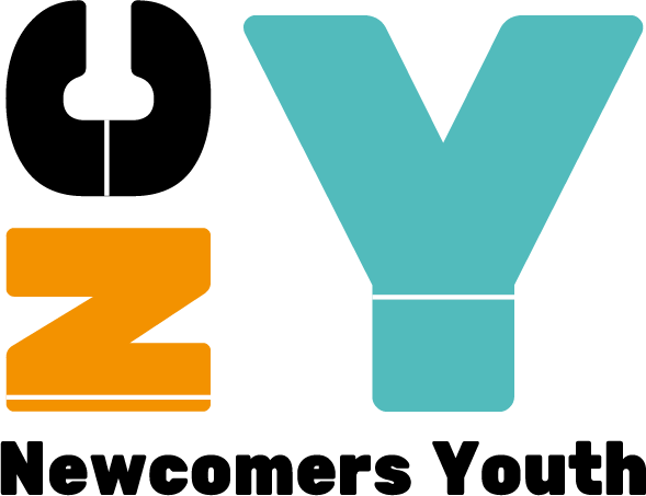 Newcomers Youth's logotyp