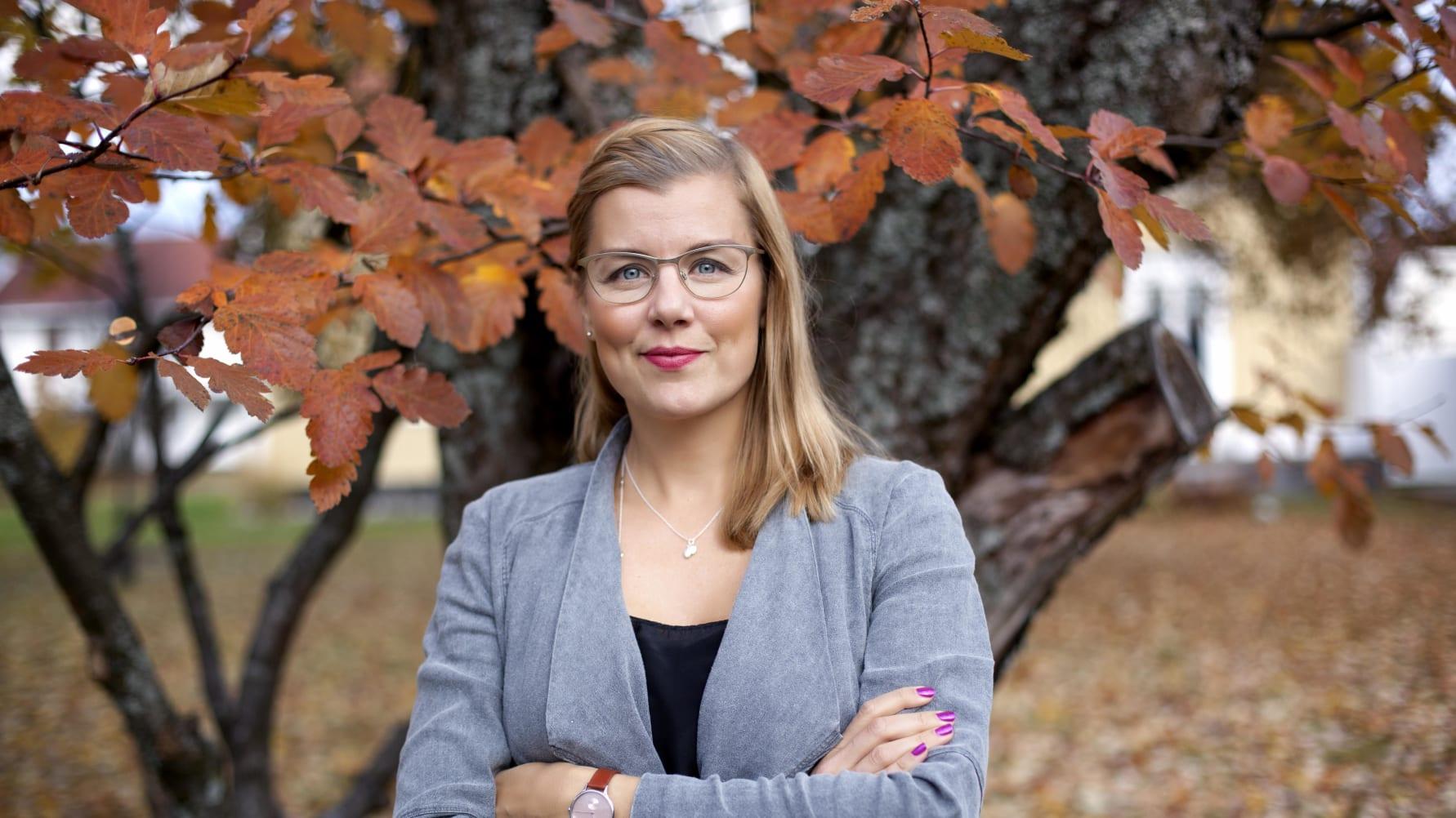 Verksamhetschef Sara Damber