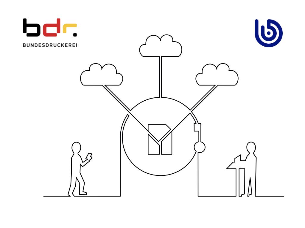 Cloud-Speicherlösung, die nach dem Security-by-Design-Prinzip entwickelt wurde. Authentifizierung mittels digitaler Signaturen auf Nutzer- und Anbieterseite.