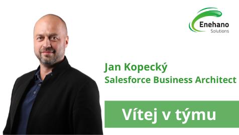 Jan Kopecký - člověk musí zůstat vklidu a zkoušet různé cesty